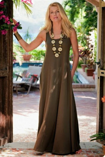 5cf4a10ca0ce Most tank dress are either A-line or slim below the waist. I was looking  for volume! Recently I ve seen a couple reviews of New Look 6889 ...