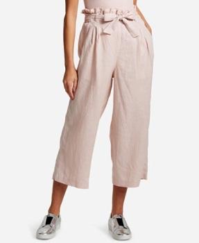 macys linen pants