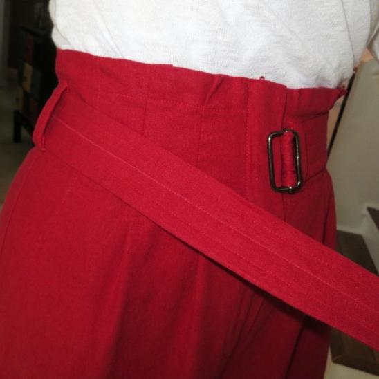 front belt