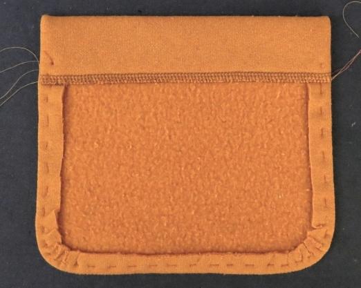 basted pocket