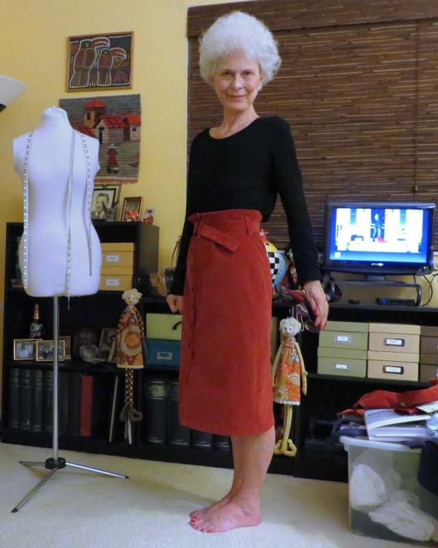 Breaking The Pattern Utu Skirt Coco S Loft