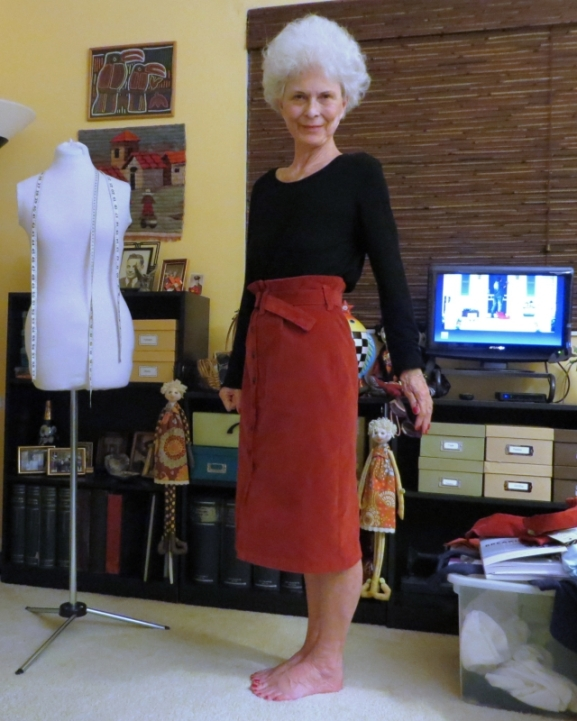 Breaking the Pattern – Utu Skirt – Coco's Loft