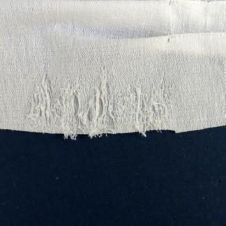 stay stitching edges